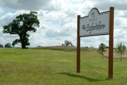 oxfordshire golf