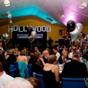 Hollywood Theme Charity Ball